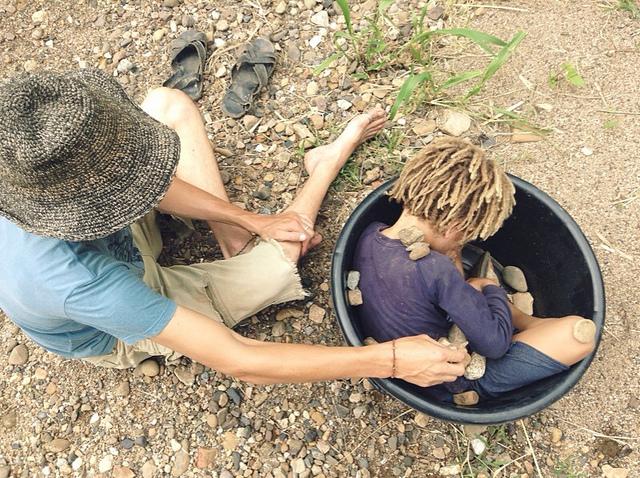 Solo in the bucket.jpg