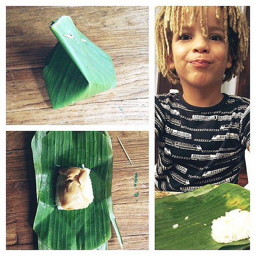 Solo and the sticky rice.jpg