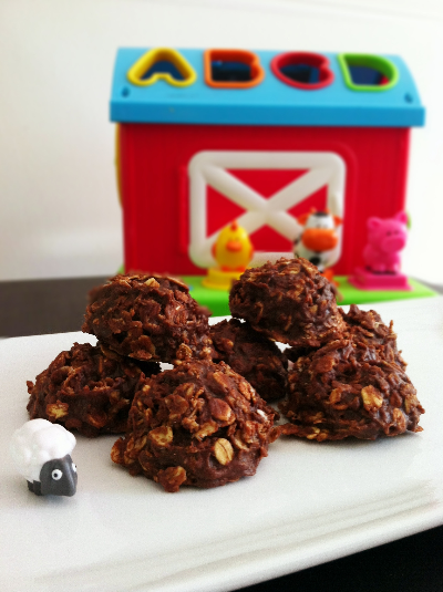 chocolate haystacks |  hello, sweetie!