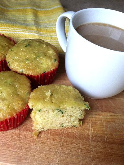quick zucchini muffins | hello, sweetie!