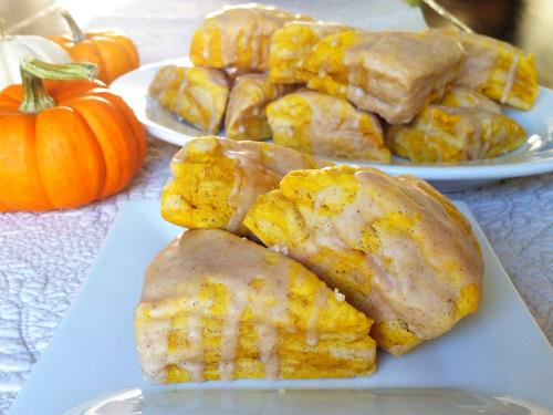 pumpkin scones | hello, sweetie!