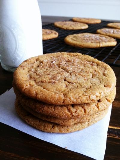 browned butter toffee sugar cookies | hello, sweetie!