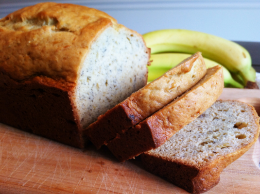 old fashioned banana bread | hello, sweete!