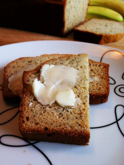 banana quick bread