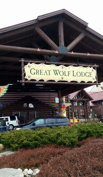 Great Wolf Lodge, Niagara Falls,  Canada