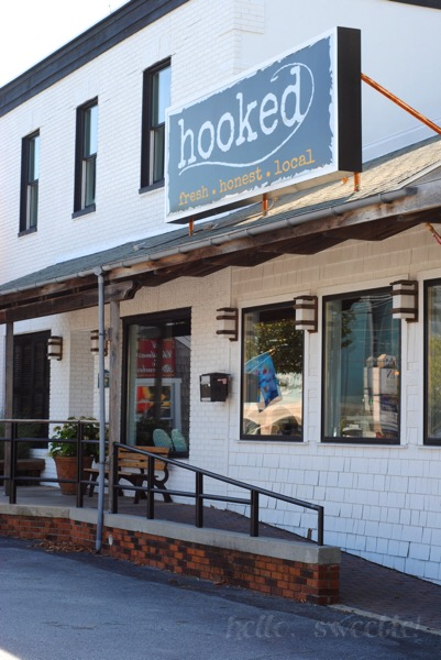 Fenwick Island; eat local for some of the freshest & most delicious meals!