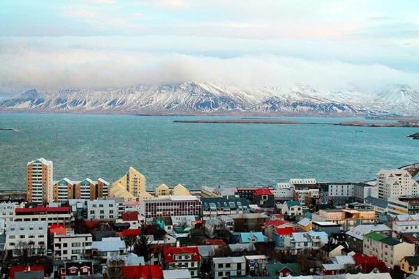 Rekjavik, Iceland