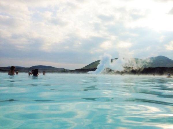 Blue Lagoon, Iceland. (Kasey Buick)
