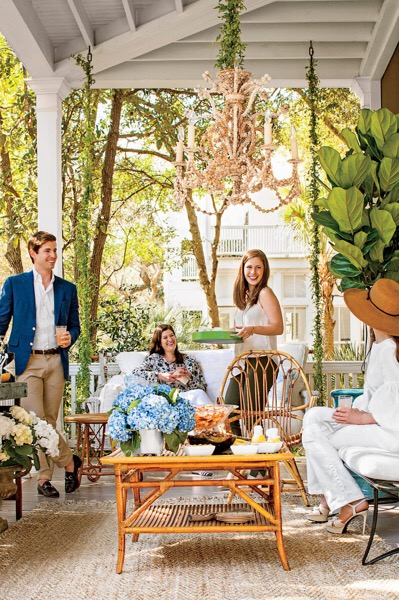 Photo from Laurey W. Glenn @Southern Living.