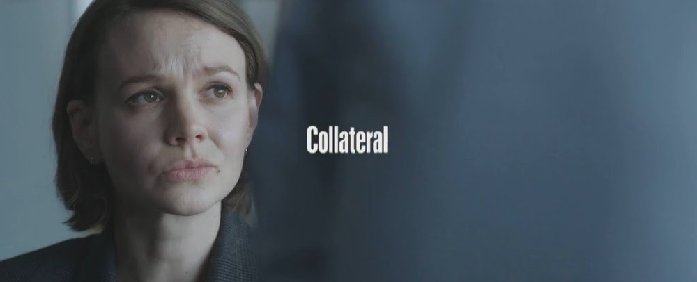 Collateral -  BBC1 2017   Additional music for Ruth Barrett