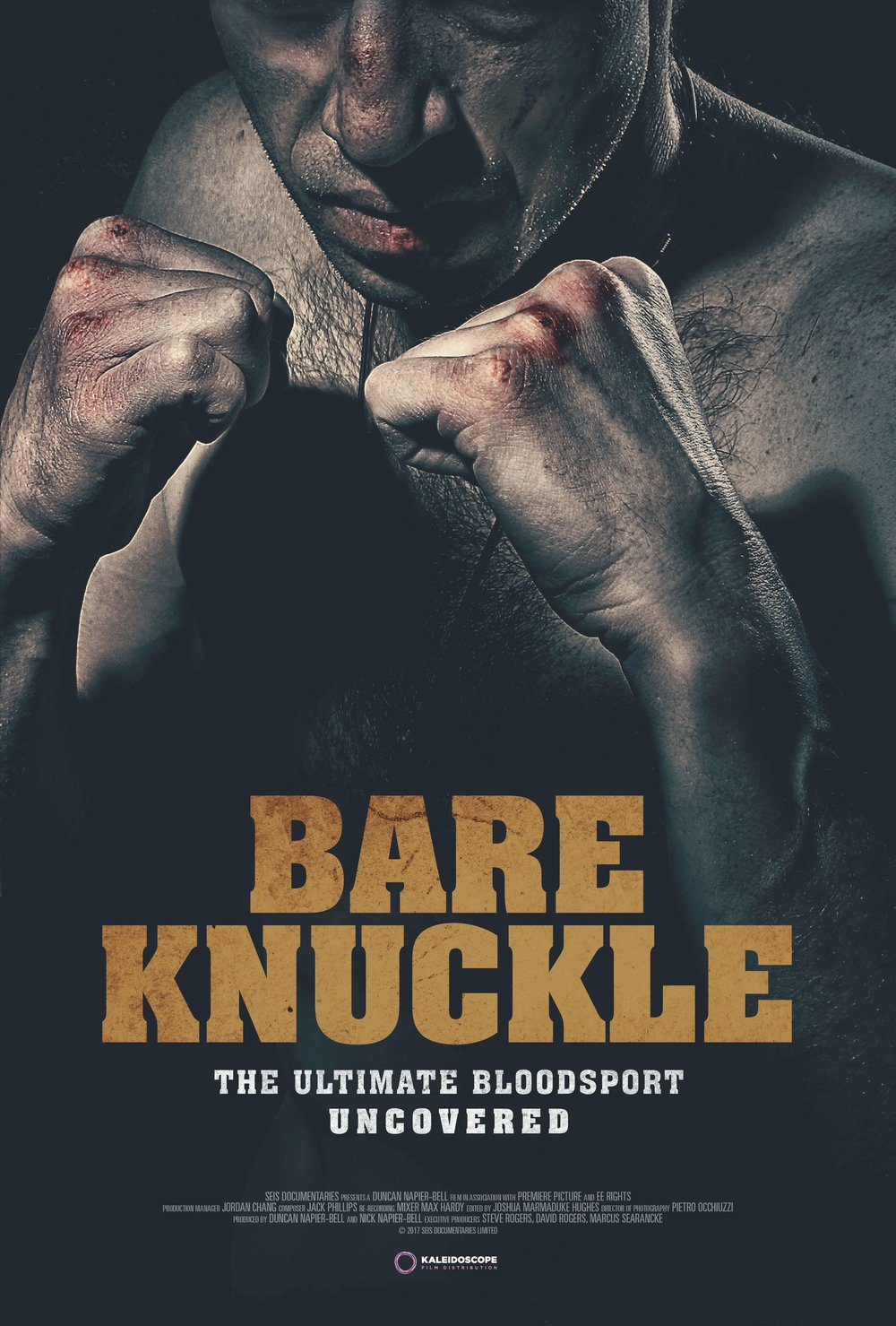 Bare Knuckle  - SEIS Documentaries 2018   Composer