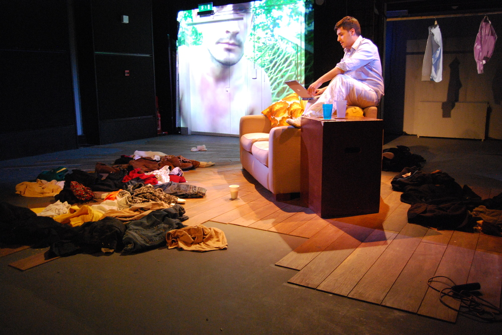 Never Enough to Live in the Now, Hampstead Theatre