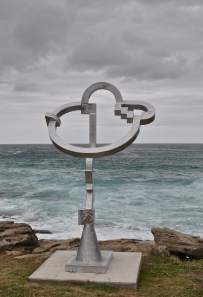 Sculptures by the Sea 2012