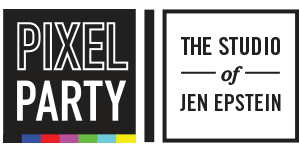 Pixel Party: The Studio of Jen Epstein