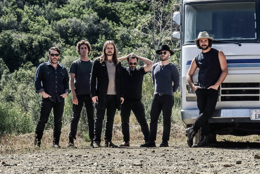 3. Lukas Nelson & Promise of the Real - 9/21 at The Music Farm