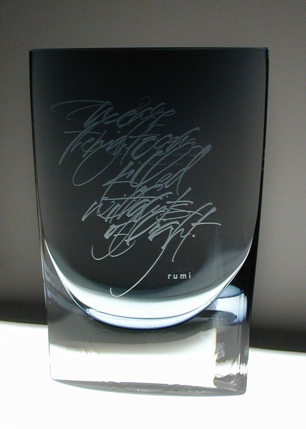 Grey Rumi Vase