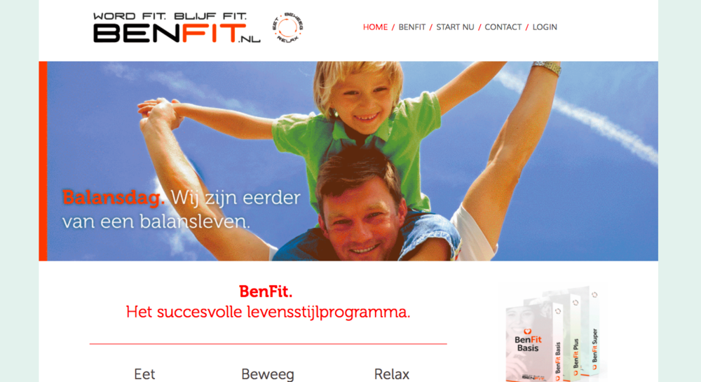 Benfit.nl