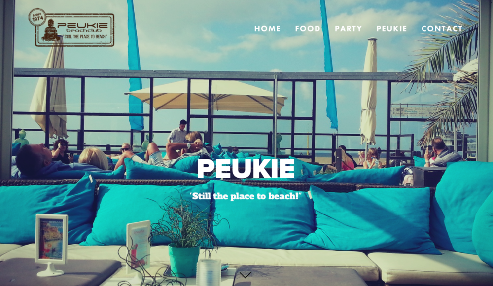 Peukie Beachclub