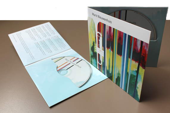New album from Mark Nieuwenhuis,  Mark Nieuwenhuis