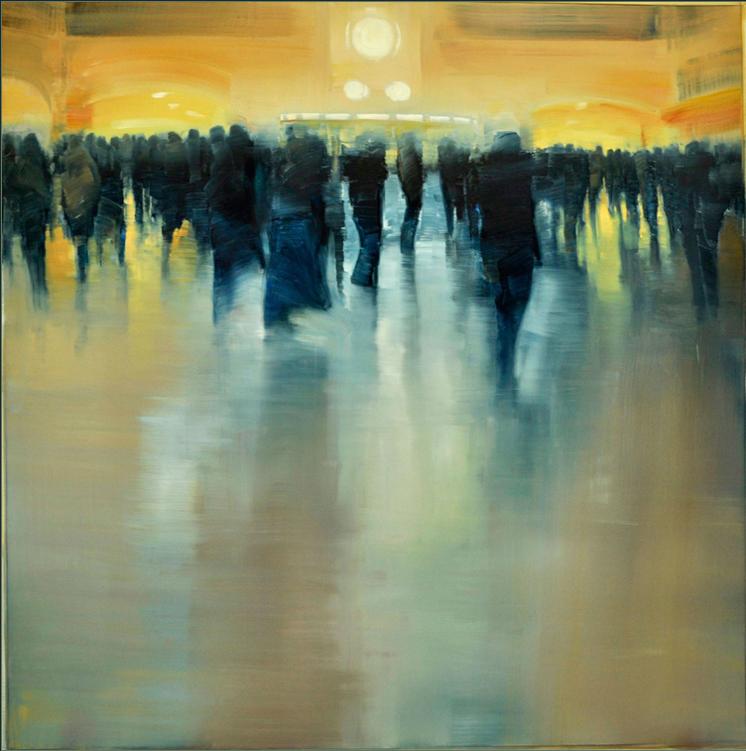David Dunlop: Grand Central Station