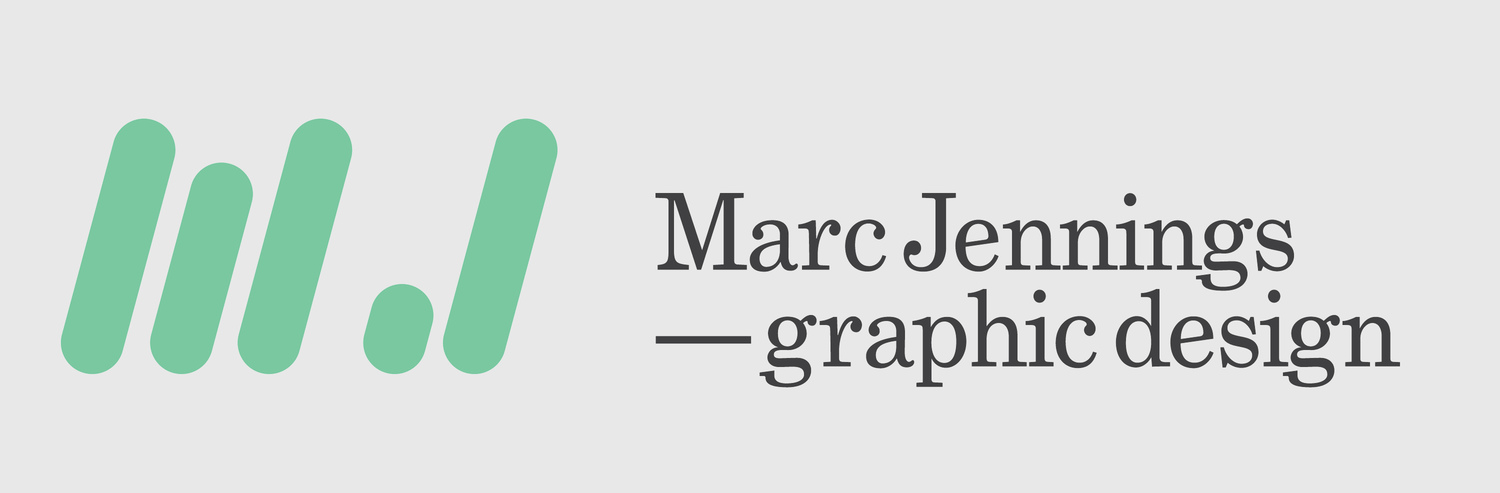 Marc Jennings, graphic design