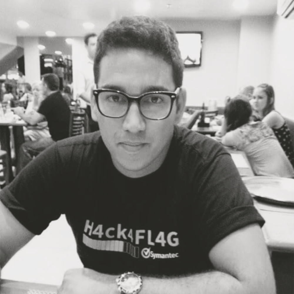 <h3>Boot Santos</h3>Organizador do Hackaflag