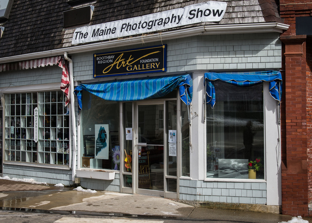 BRAF Gallery in Boothbay