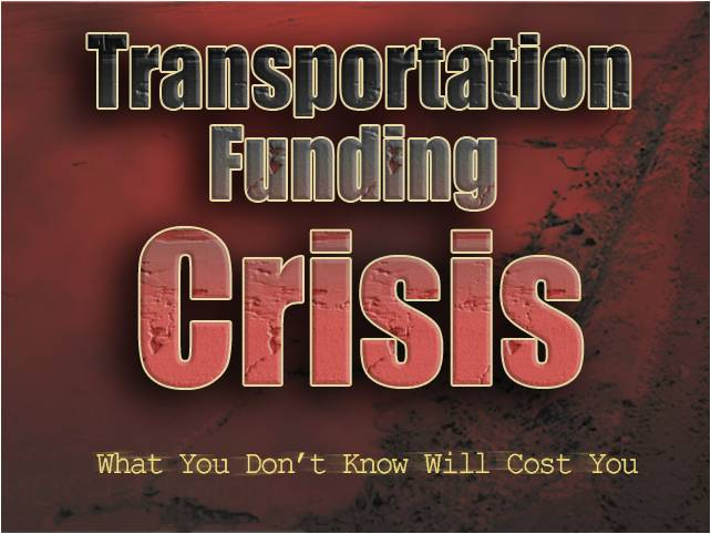 Click here for the MDOT Roads In Crisis PowerPoint Presentation