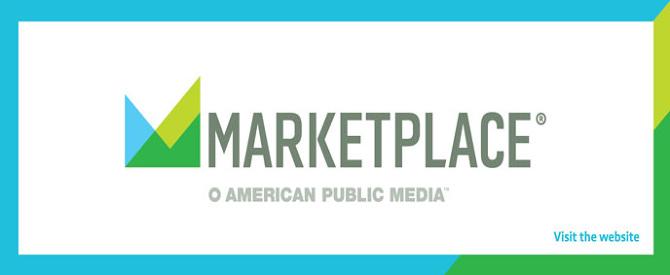 As heard on American Public Media's   Marketplace   .