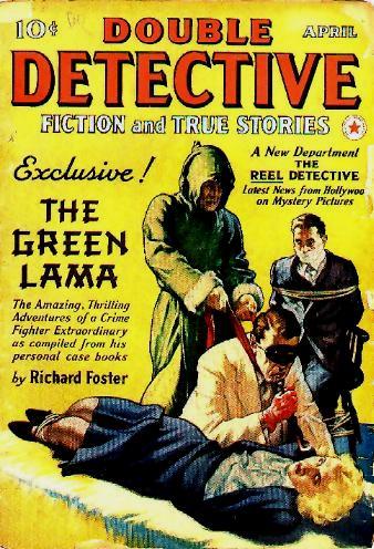Double Detective, April 1940