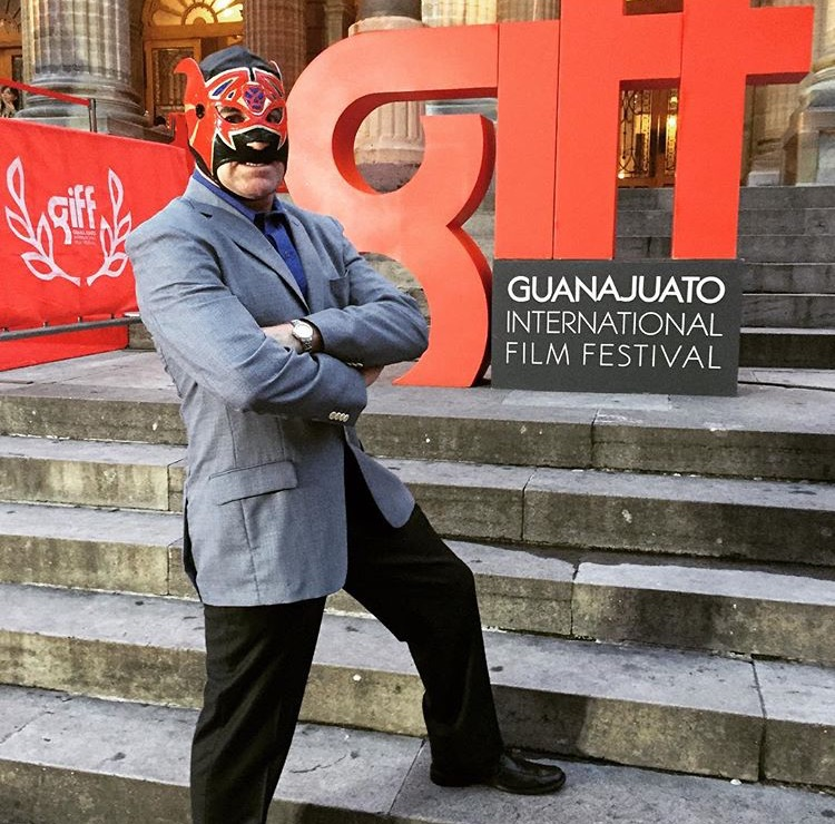 ARKANGEL DE LA MUERTE COMES SPECIAL GUEST AT GUANAJUATO FILM FESTIVAL
