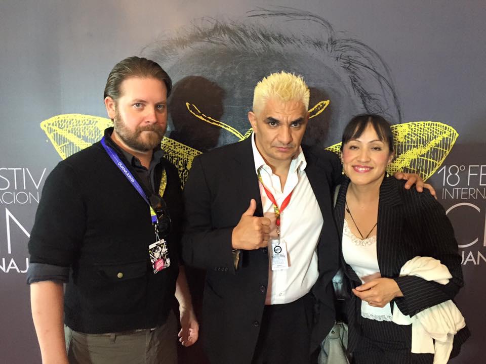 IAN,SHOCKER & SANDRA GRANADOS!