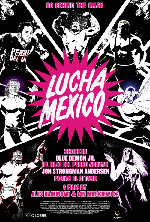News Lucha Mexico