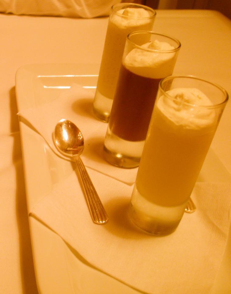 delmonico dessert pudding