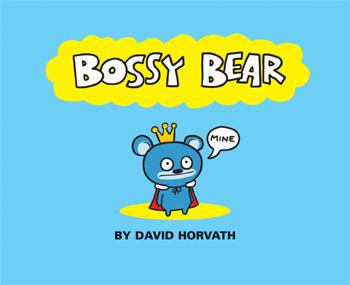bossy bear