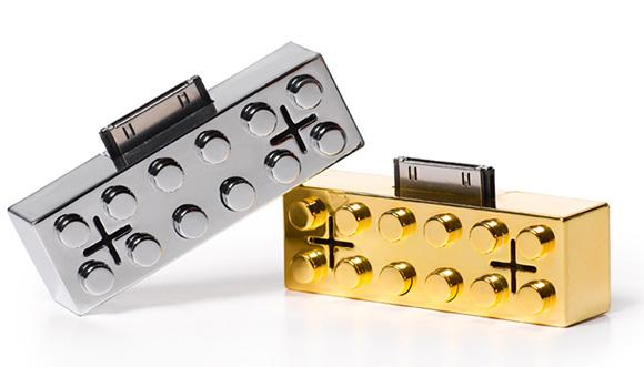 iPod-Lego-Speaker-Silver-Gold
