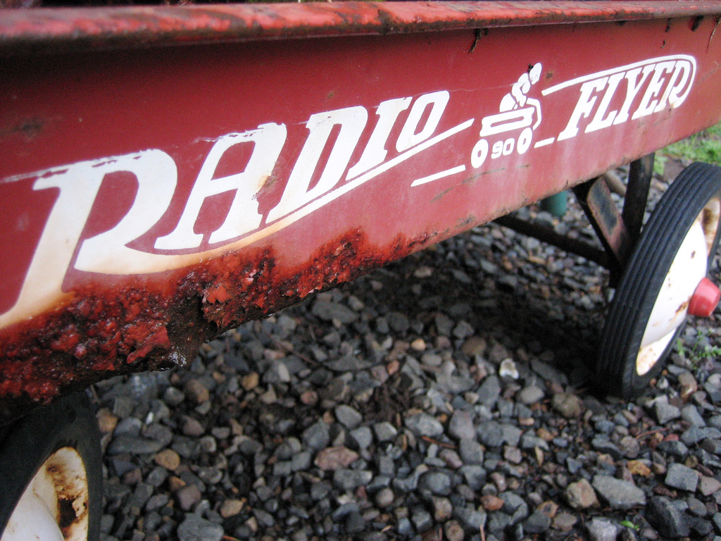 radio flyer wagon 01