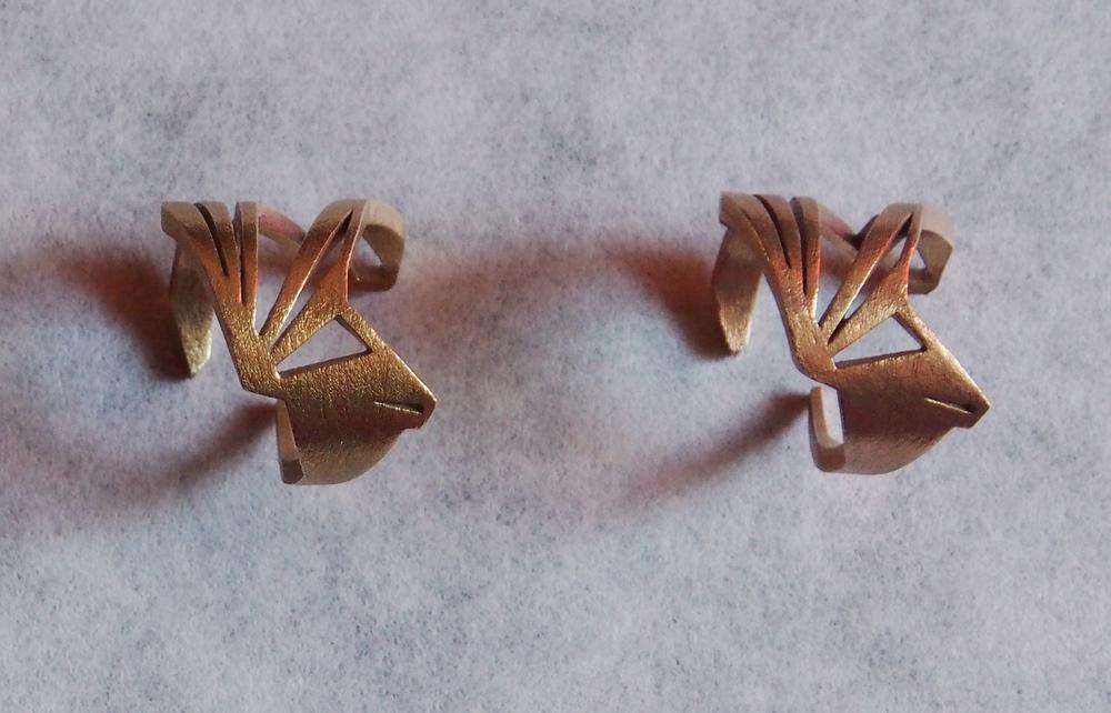 """""""heron""""_brass or bronze ring ($70)"""