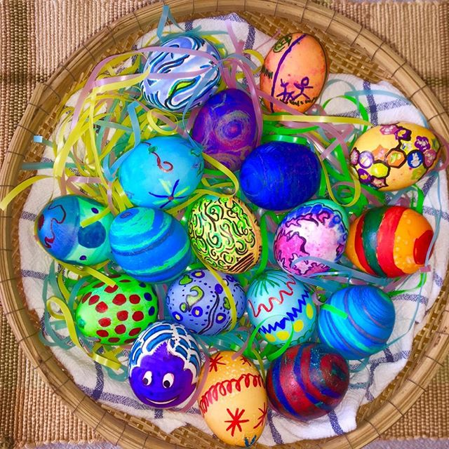 #Happy Easter