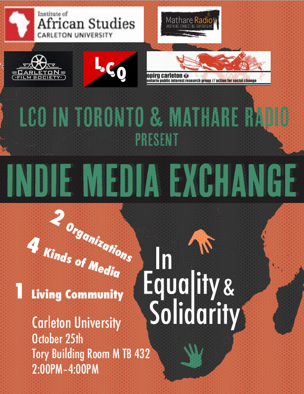 Indie Media Exchange
