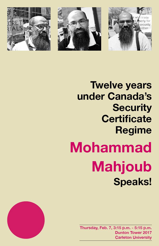 Mohammad Mahjoub