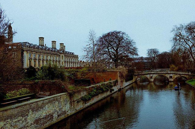 All quiet in Cambridge