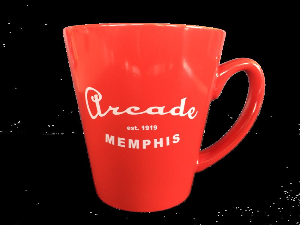 arcade coffee mug the arcade restaurant. Black Bedroom Furniture Sets. Home Design Ideas