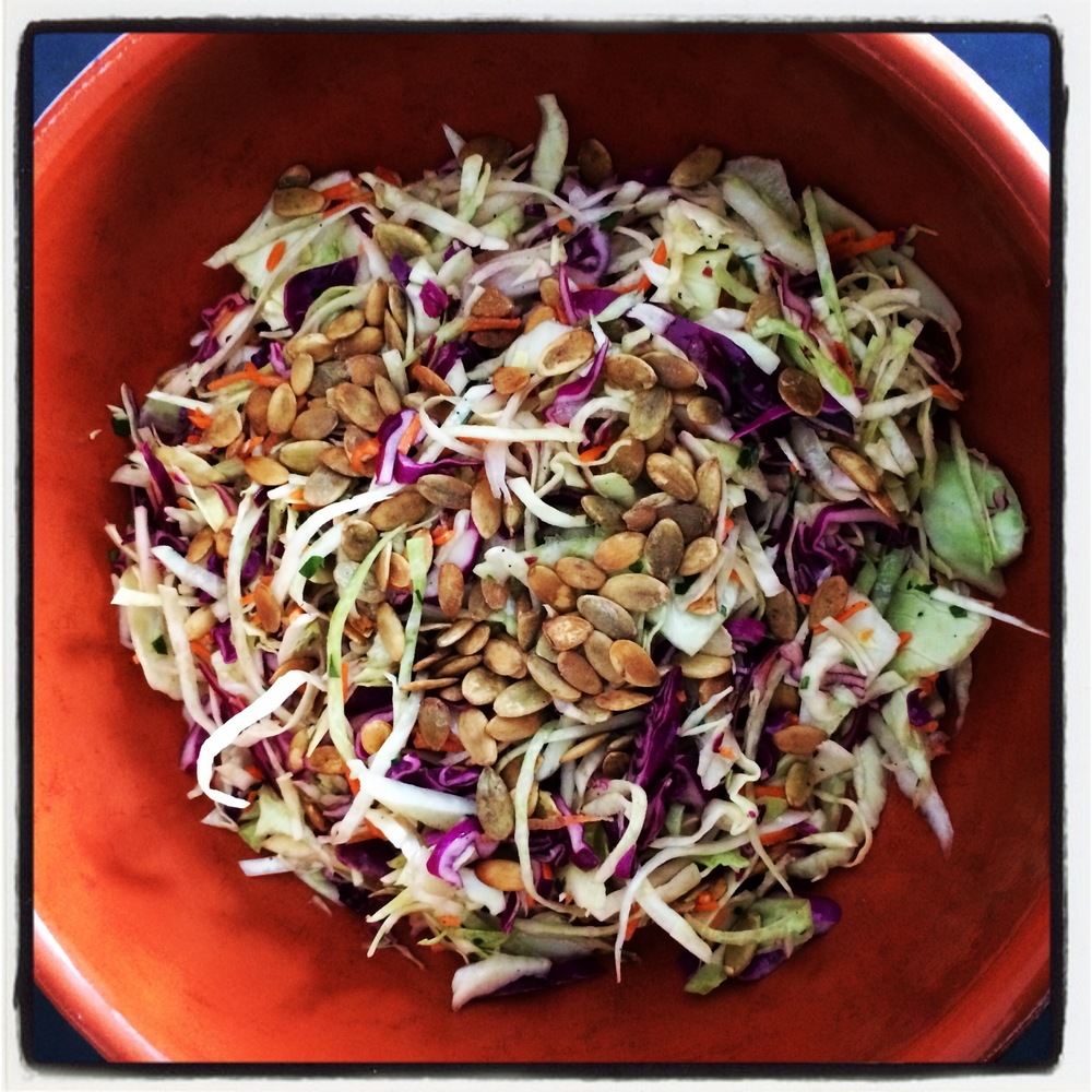 Citrus Cabbage Salad