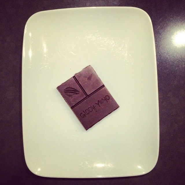 Late night #partyin with @giddyoyo mint #chocolate #raw #cacao #gf