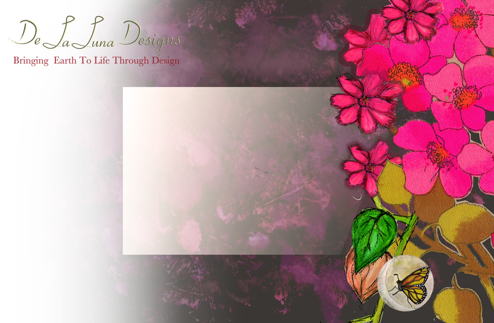 De La Luna Designs_ Website design