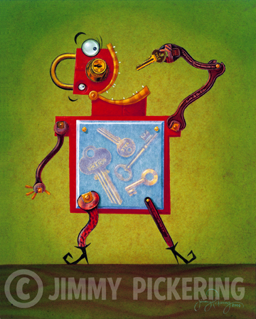 Jimmy Pickering - Lock & Key.jpg
