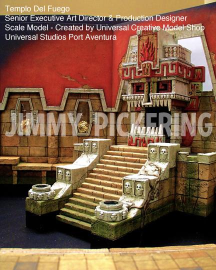 Jimmy Pickering Templo Del Fuego Universal Studios 03.jpg