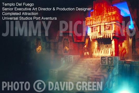 Jimmy Pickering Templo Del Fuego Universal Studios 04.jpg