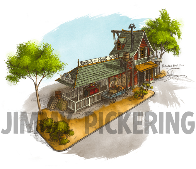Jimmy Pickering Frontierland Disneyland.jpg